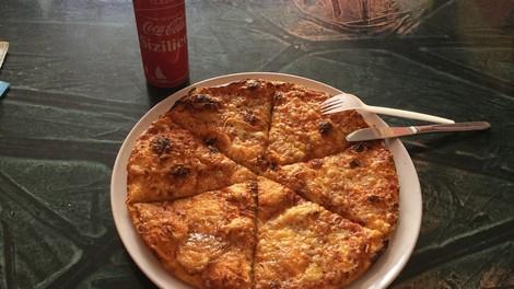 Deutschlands vielleicht ekligste Pizza