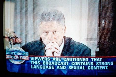 Polit-Doku zum Hören: Bill Clinton und die Lewinsky-Affäre in acht spannenden Folgen