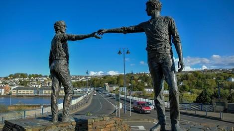"""Nordirland und der Brexit: """"Der Frieden kommt oft in kleinen Schritten"""""""