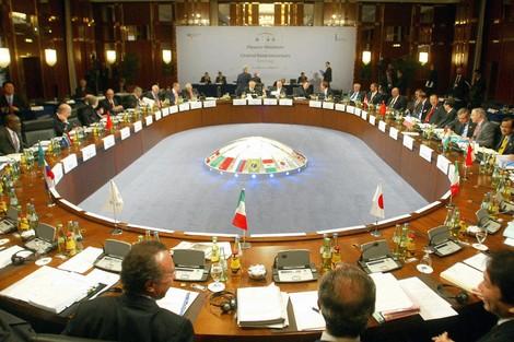 Vor dem Gipfel: eine ganz kurze Geschichte der G20
