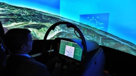 Software als Kampfpilot ... Besser als Menschen. Science Fiction Krieg wird real.