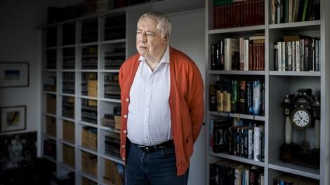 Zeit-Autor trifft Fließband-Schreiber: Ein Besuch bei John Sinclairs Vater Jason Dark