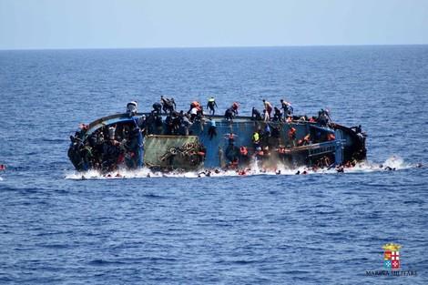 Weniger Flüchtlinge in Deutschland bedeutet kein Ende der Flüchtlingskrise