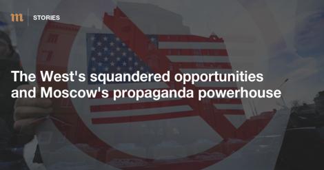 Russlands große Hassliebe: Amerika im Spiegel der Meinungsumfragen