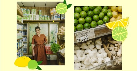 Die Definition von Fett, Salz, Säure und Hitze: Die Starköchin Samin Nosrat, ihr Buch, ihre Show