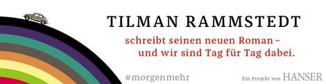 Ein Buch als Prozess: Tilman Rammstedt lässt sich beim Schreiben zuschauen