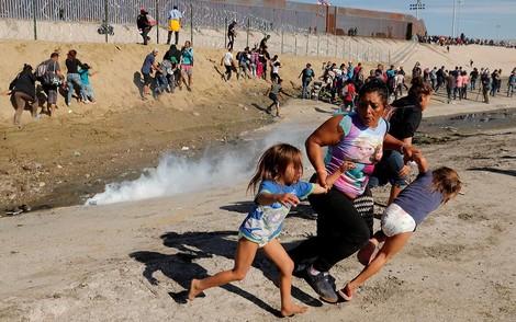 Flüchtlinge in Tijuana: Eine Multimedia-Reportage aus der Vorhölle