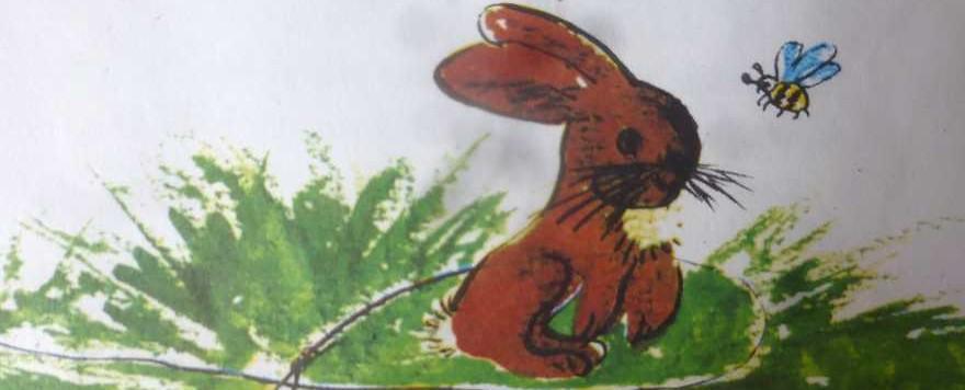 Kinderbücher 5: DIE HASEN und der Wilddieb Waldemar – Die 777. Hasengeschichte