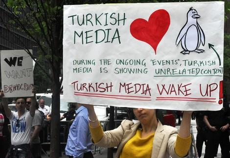 Warum die Türkei auf Platz 151 im Pressefreiheits-Ranking abgerutscht ist