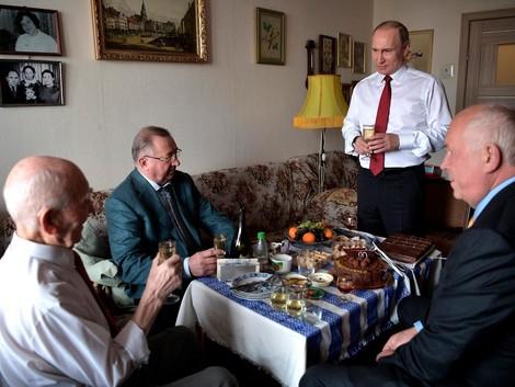 Putins KGB-Seilschaften: Wladimir, der ehrliche Tschekist
