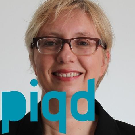 Der piqd-Podcast Folge 12 - mit Antje Schrupp