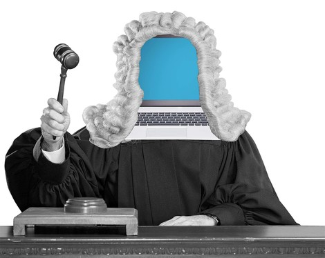 Scheidung per Algorithmus: Wie Computer den Richter ersetzen