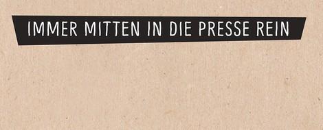 Journalismus auf der Bühne: Freikarten für den Reporter Slam in Berlin