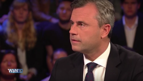 """""""Schwarze Rhetorik"""" — Die Tricktechnik des österreichischen Rechtsradikalen Norbert Hofer"""