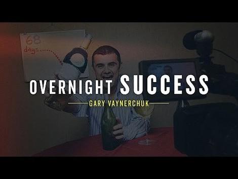 "Der Mythos ""Overnight Success"""