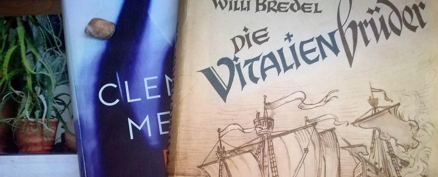"""Mein kleiner Buchladen: """"Historische Romane"""" – Die Vitalienbrüder"""