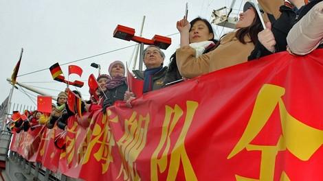 Ehrgeizig, freundlich, unscheinbar: die chinesische Community in Hamburg