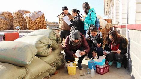 Umweltzerstörung in China: Crowdsourcing-Projekt vermisst den Schaden