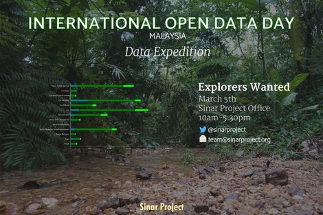 Ein Projekt aus Malaysia zeigt, was man mit offenen Daten anstellen kann