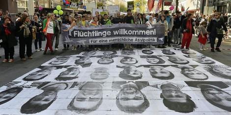 Deutsche Flüchtlingspolitik: Eine Krise des Willens, nicht der Ressourcen