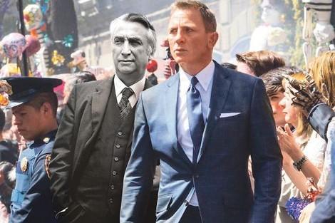 Action-Philosophie   -   Warum wird James Bond immer so dilettantisch gefoltert?