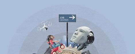 """Sozialabgaben für Roboter, die """"elektronische Personen"""" werden?"""