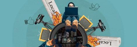 Orientierung in den Wissensmassen des Internets? Peter Glaser hilft weiter