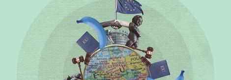 Ukraines Problem mit Schwulen gefährdet EU-Visafreiheit
