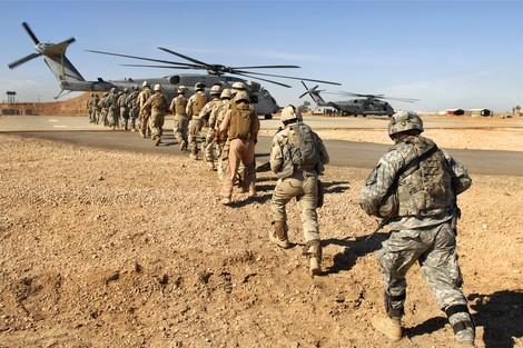 Ist es richtig, dass sich die USA aus Syrien und Afghanistan zurückziehen?