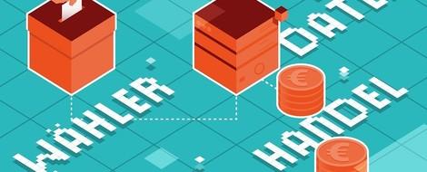 Wahlkampfoptimierung durch Datenhandel: Warum Parteien unsere Daten kaufen