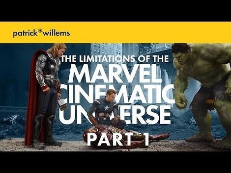 Die Schwierigkeiten des Marvel Cinematic Universe