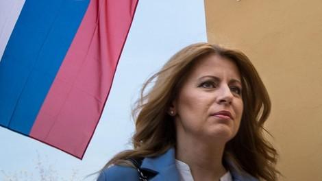 """Neue slowakische Staatspräsidentin: Eine Bürgeraktivistin für ein """"anständiges Land"""""""