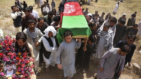 In Afghanistan töten US-Soldaten und die afghanische Armee immer mehr Zivilisten