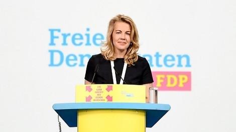 Was die neue Generalsekretärin der FDP ausmacht