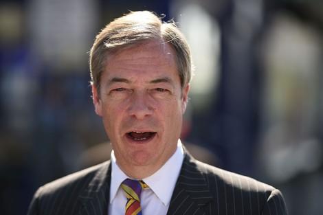 Wer finanziert Nigel Farage und seine Brexit-Partei?