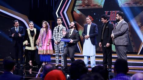 Afghanistan sucht seinen Superstar