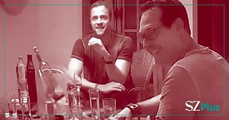 Wodka-Red-Bull auf Ibiza: Das Video, über das der österreichische FPÖ-Vizekanzler stürzen könnte