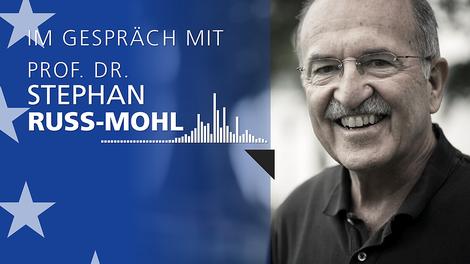 Die Europäische Union in den Medien: Im Gespräch mit Prof. Dr. Stephan Russ-Mohl