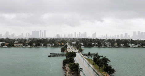 Meeresspiegelanstieg? Miami is fixing it... not!