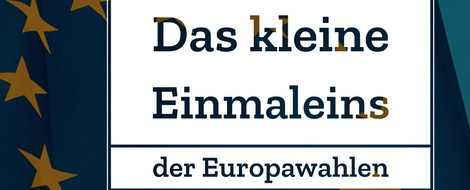 Einmaleins der Europawahlen