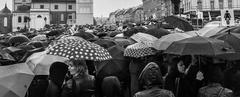 Politische Aktivist*innen auf Facebook? Aus dem Inneren der größten feministischen Plattform Polens