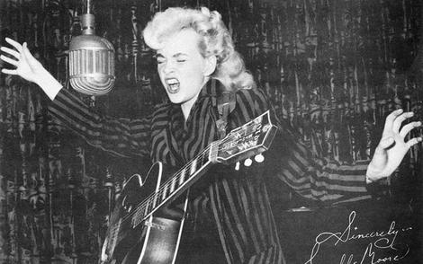 Die Frauen des frühen Rock'n'Roll