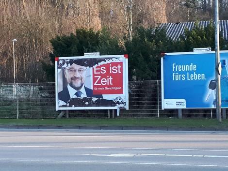 Warum wird die SPD immer unbeliebter?