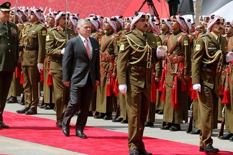 Die Zwickmühle des jordanischen Königshauses
