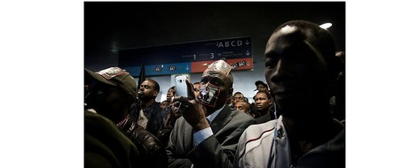 """Gilets Noirs-Bewegung in Frankreich: """"Wir haben hier keine Menschenrechte"""""""