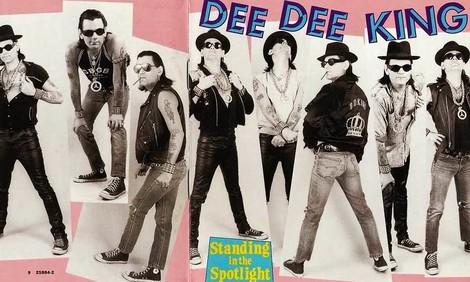 Fußnoten der Pop-Geschichte: Als Dee Dee Ramone sich als Deutschrapper versuchte