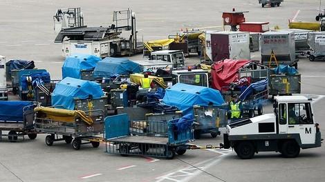 Wie es an modernen Flughäfen zugehen kann, am Beispiel von Tegel