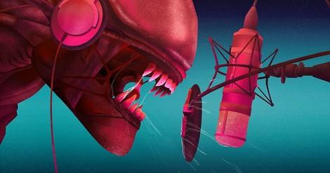 """William Gibsons """"Alien 3"""" existiert endlich - als Hörspiel"""