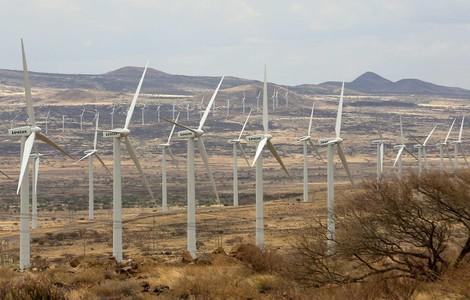 Kenia: Afrikas größter Windpark am Netz