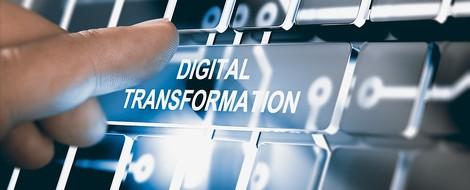 Digitalisierung-Transformationsprozess - Veränderungen stellt Unternehmen vor große Herausforderung
